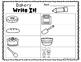 Write It! Bakery Writing Center Activities
