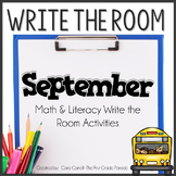 Write the Room - September