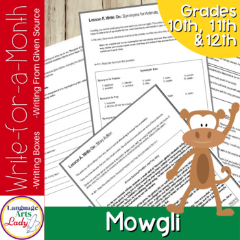 Write On, Mowgli Level V