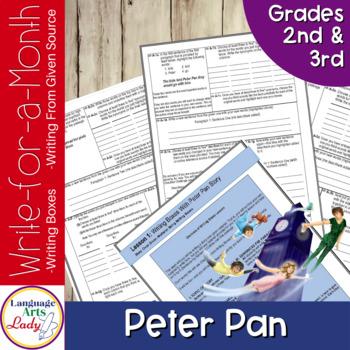 Write On, Peter Pan! -- Level I