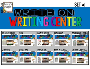 Write On... Set 1