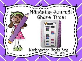 Write On!  Sharing Time Management