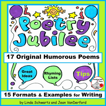 CREATIVE HUMOROUS POETRY | READING and WRITING | Gr. 4-5-6