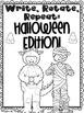 Creative Writing: Write, Rotate, Repeat...Halloween Edition!