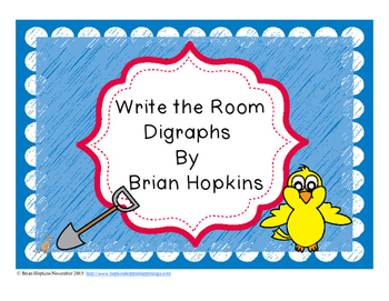 Write The Room Digraphs