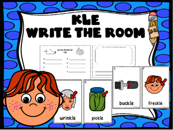 Write The Room -Ending Sounds KLE
