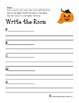 Write The Room - Halloween Themed