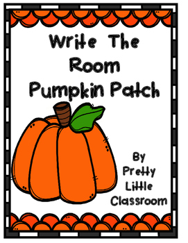 Write The Room Pumpkins