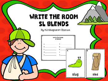 Write The Room SL Blends