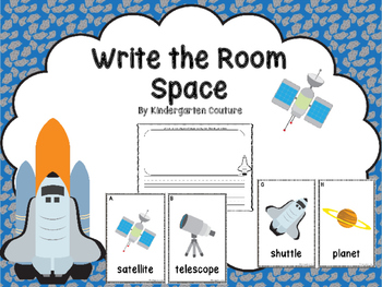 Write The Room -Space