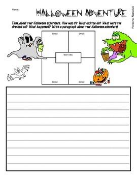 Write Your Halloween Adventure!