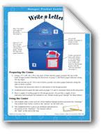 Write a Letter (Hanger Pocket Center)