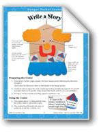 Write a Story (Hanger Pocket Center)