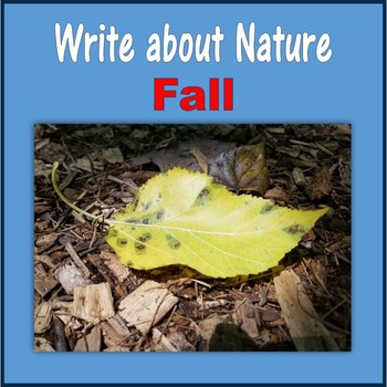 Write about Nature (Fall)