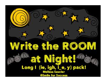 Write the Night {Long I Pack}