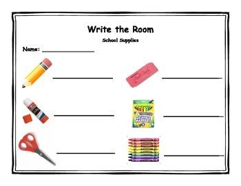Write the Room - Holidays and Seasons