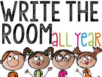 Write the Room All Year Long MEGA Bundle!