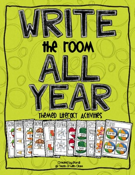 Write the Room All Year