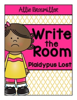 Write the Room: Amazing Words: Plaidypus Lost