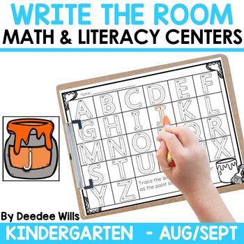 Write the Room Aug/Sept