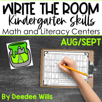 Write the Room Aug/Sept