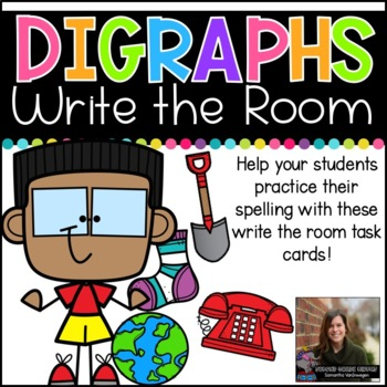 Write the Room (Beginning and Ending Digraphs)