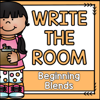 Write the Room {Blends}