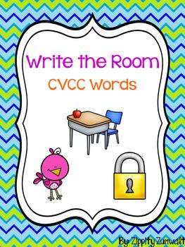 Write the Room - CVCC