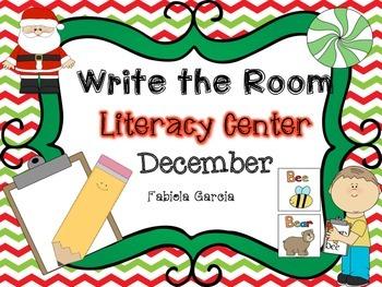 Write the Room-December