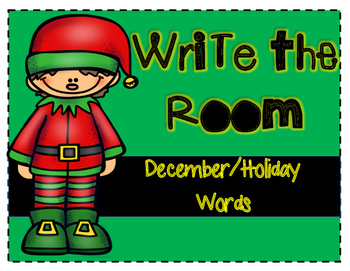 Write the Room December