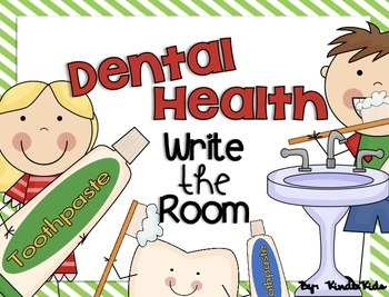 Write the Room {Dental Health}