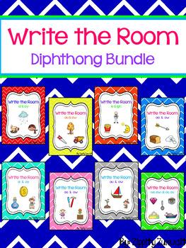 Write the Room - Diphthong Bundle