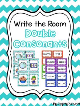 Write the Room - Double Consonants