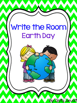 Write the Room - Earth Day