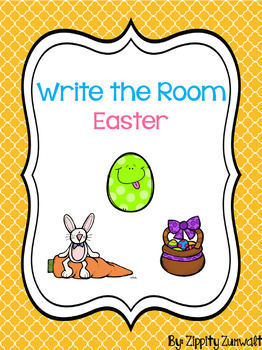 Write the Room - Easter