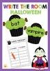 Write the Room - Halloween Theme