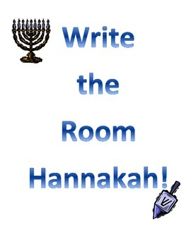 Write the Room Hannakah