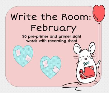 Write the Room: Heart Theme