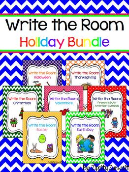 Write the Room - Holiday Bundle