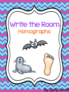 Write the Room - Homographs