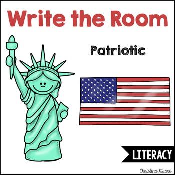 Write the Room - Patriotic
