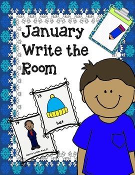 Write the Room *January Edition*