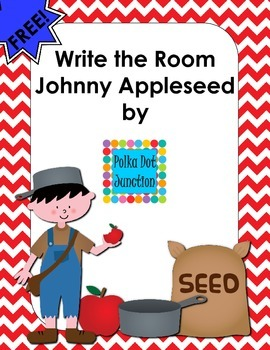 Write the Room: Johnny Appleseed