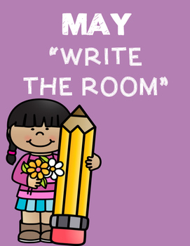 Write the Room {MAY}