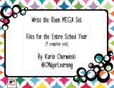 Write the Room MEGA set - 9 complete sets