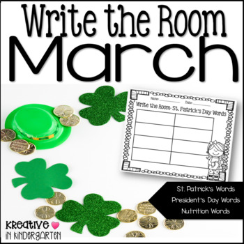 Write the Room March