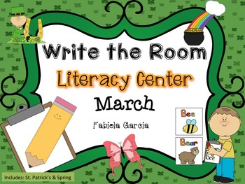 Write the Room-March