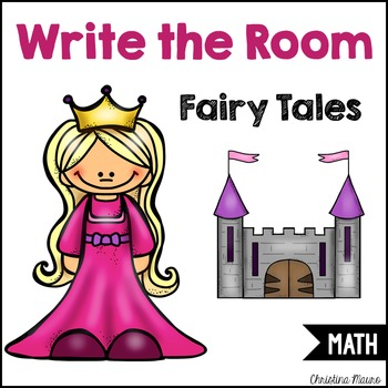 Write the Room - Math - Fairy Tales