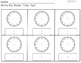 Write the Room Math: Telling Time