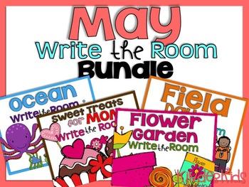 Write the Room {May Bundle}